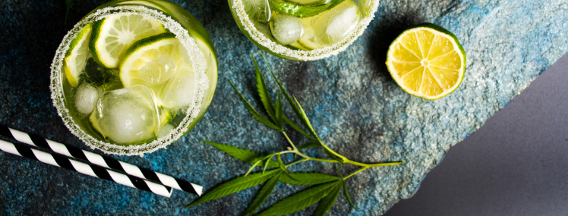 Cannabis Drinks Are Easier To Make Than Edibles