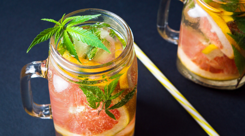 How do Cannabis Drinks Compare to Traditional Edibles?
